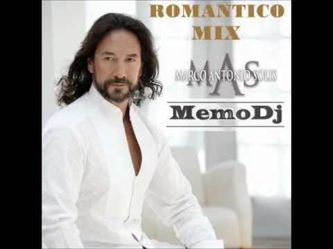 Marco Antonio Solis Mix Romantico Youtube Musica Romantica