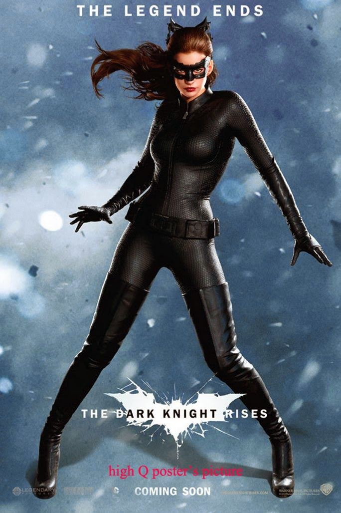 Catwoman Version Batman Rises Movie From Batman Dc Comics