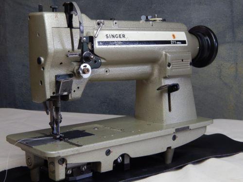 Singer40U40AWalkingFootIndustrialSewingMachineCompound Extraordinary Singer Walking Foot Industrial Sewing Machine