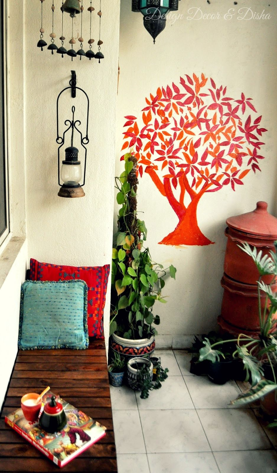 Indian Balcony Decor Balcony Decor Apartment Balcony