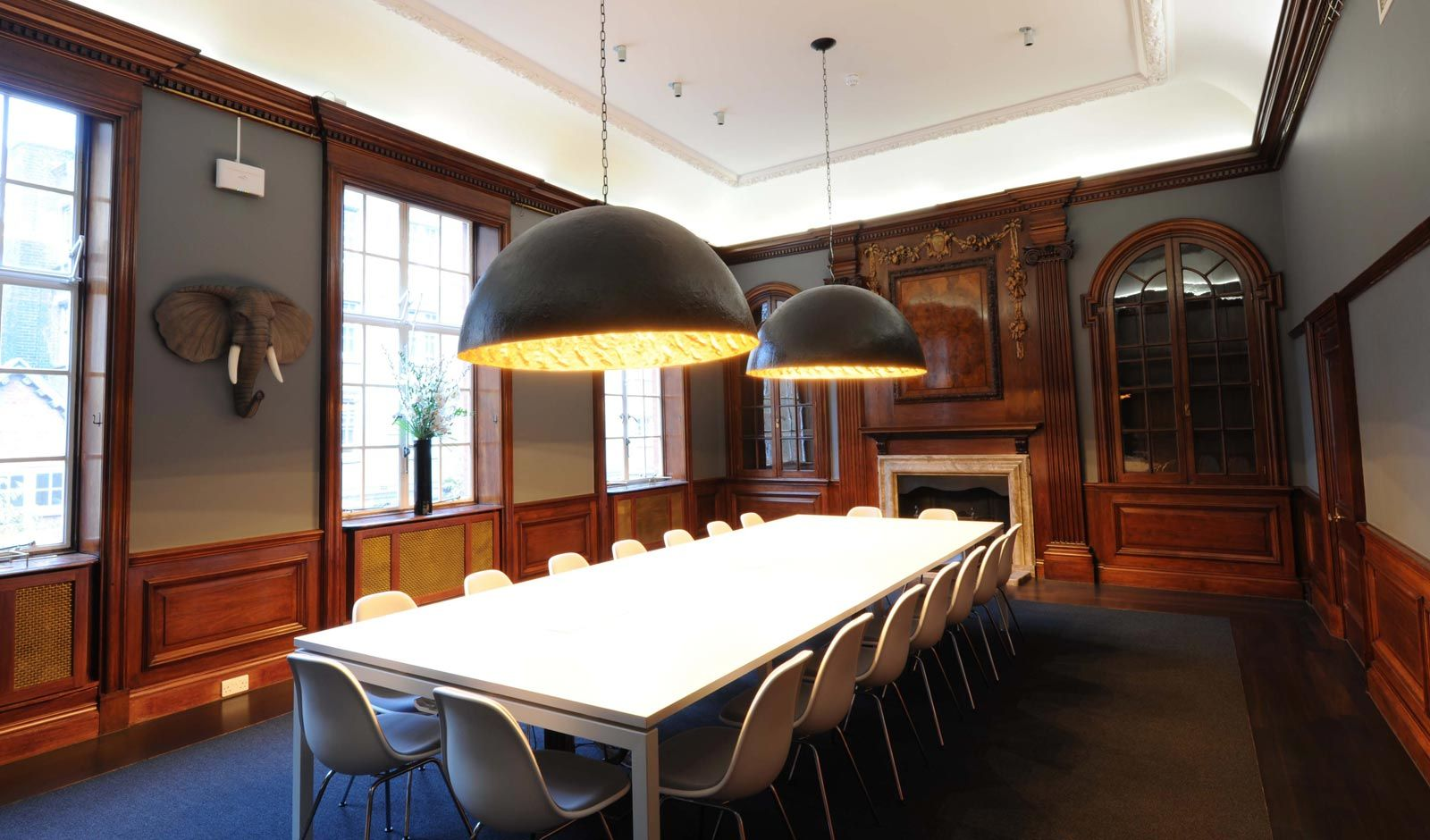 classic office interiors. Offices Of Inferno \u2013 An Advertising Agency Based In London Classic Office Interiors