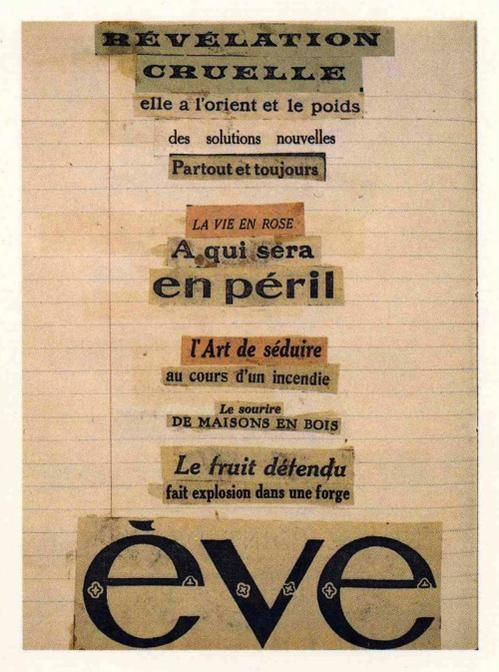 Christian Vincent On La Vie En Rose Cadavre Exquis Et
