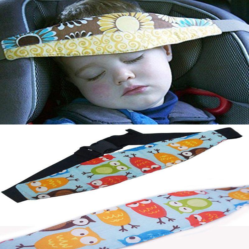 USA Baby Child Head Support Stroller Buggy Pram Car Seat Belt Sleep Safety Strap