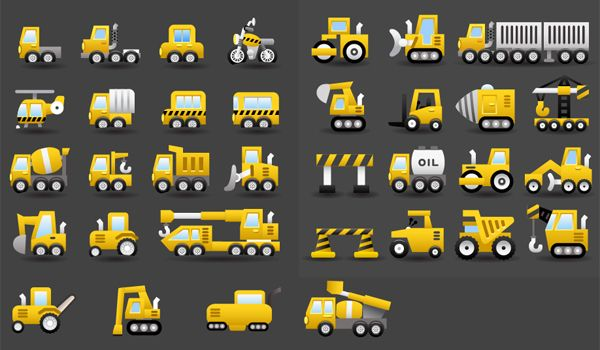 Construction Site Clipart
