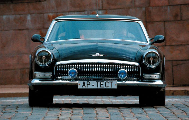 My perfect GAZ 21 Volga. 3DTuning - probably the best car ...