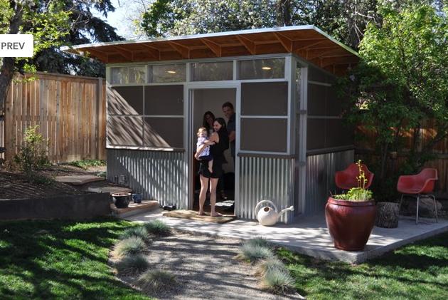 Outdoor Living Backyard Studio Backyard Studio Shed