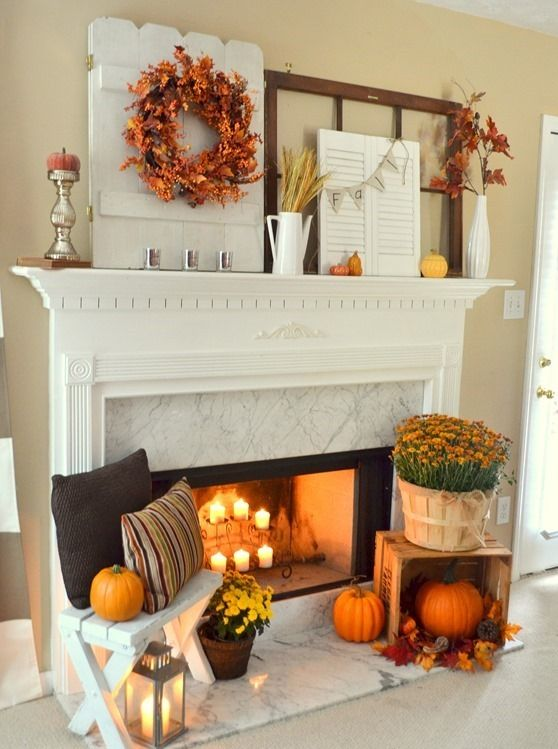 Use inexpensive flea-market finds to create a luxurious looking - halloween diy decoration