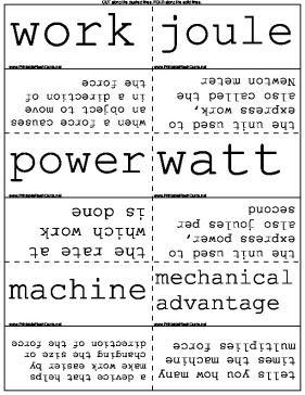 17++ Work power energy worksheet Online