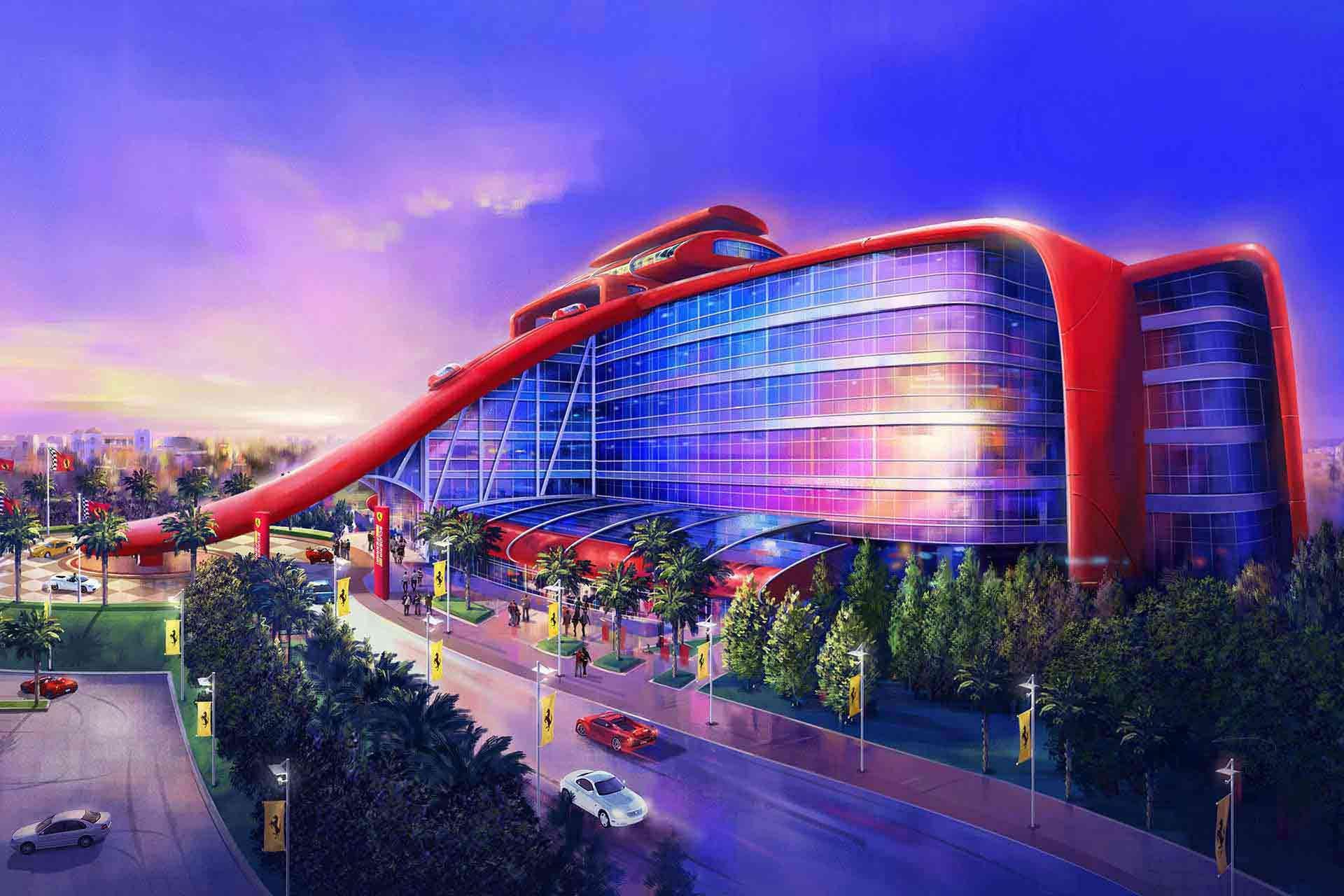 Specialist Thematic Design Architecture Hotel Concept Architecture Travel Spot