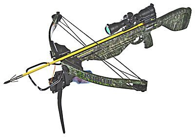 Parker stingray bow fishing crossbow bass pro shops my for Fishing crossbow pistol