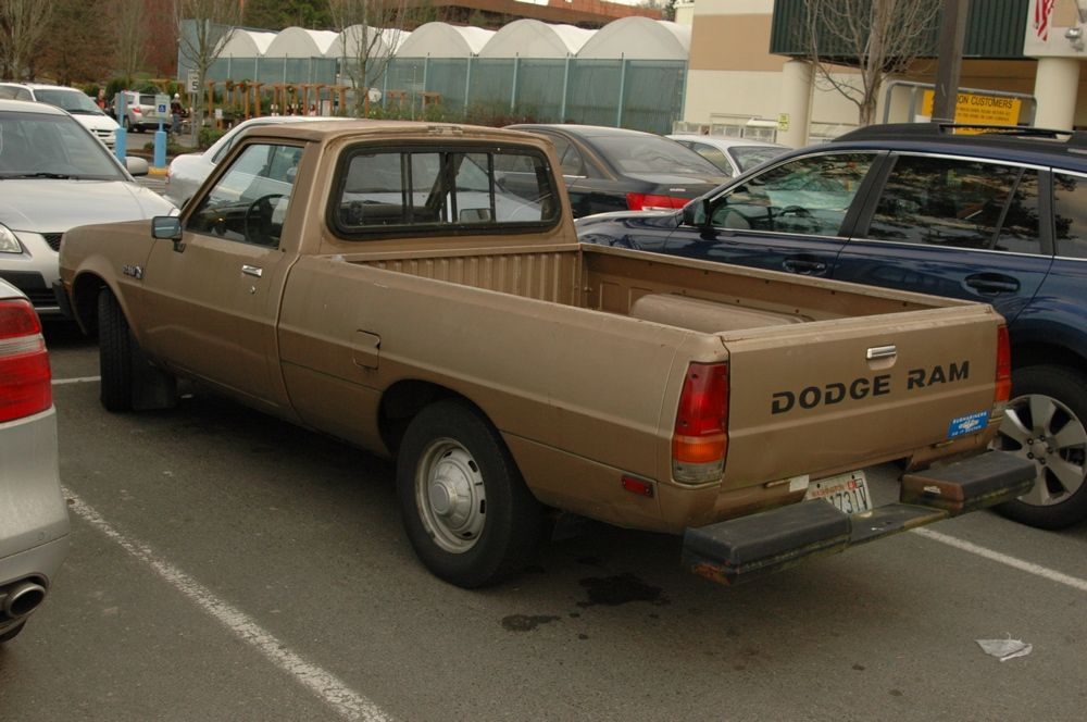 1980 something dodge ram d50 pickup mine was this color. Black Bedroom Furniture Sets. Home Design Ideas