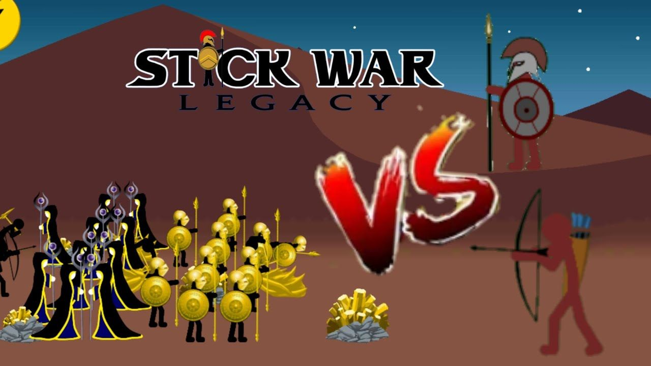 Lets Go To Stick War Legacy Generator Site New Stick War