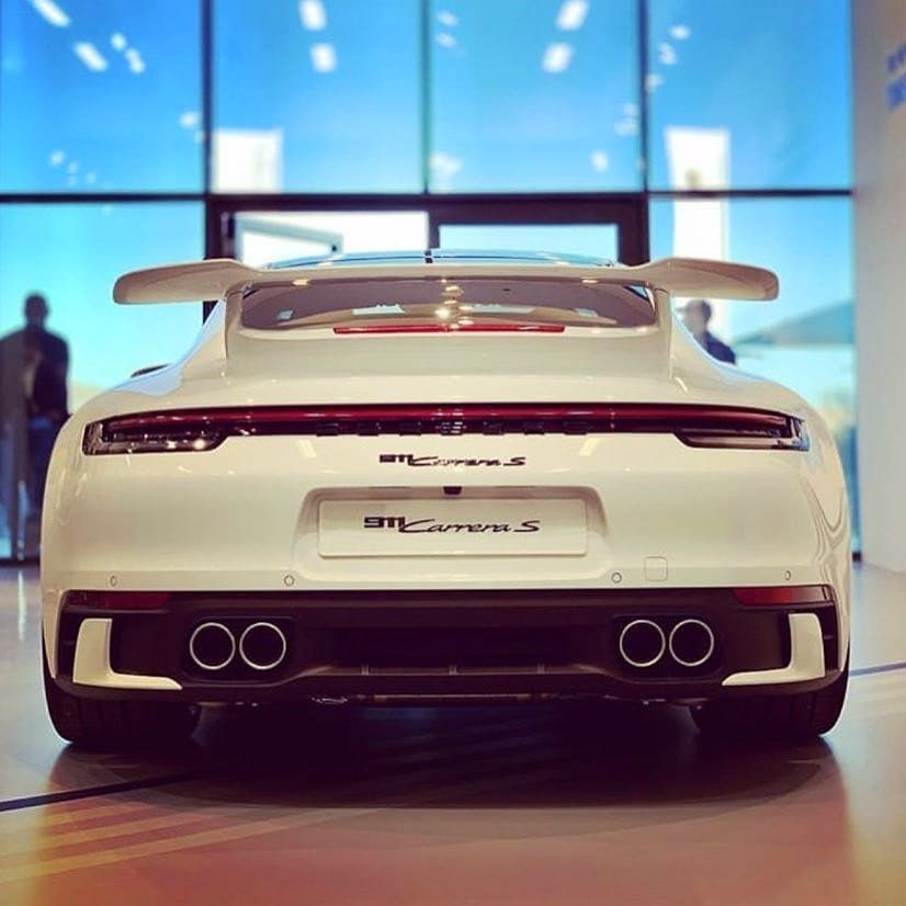 Porsche 992 Cup Aerokit Package Unveiled