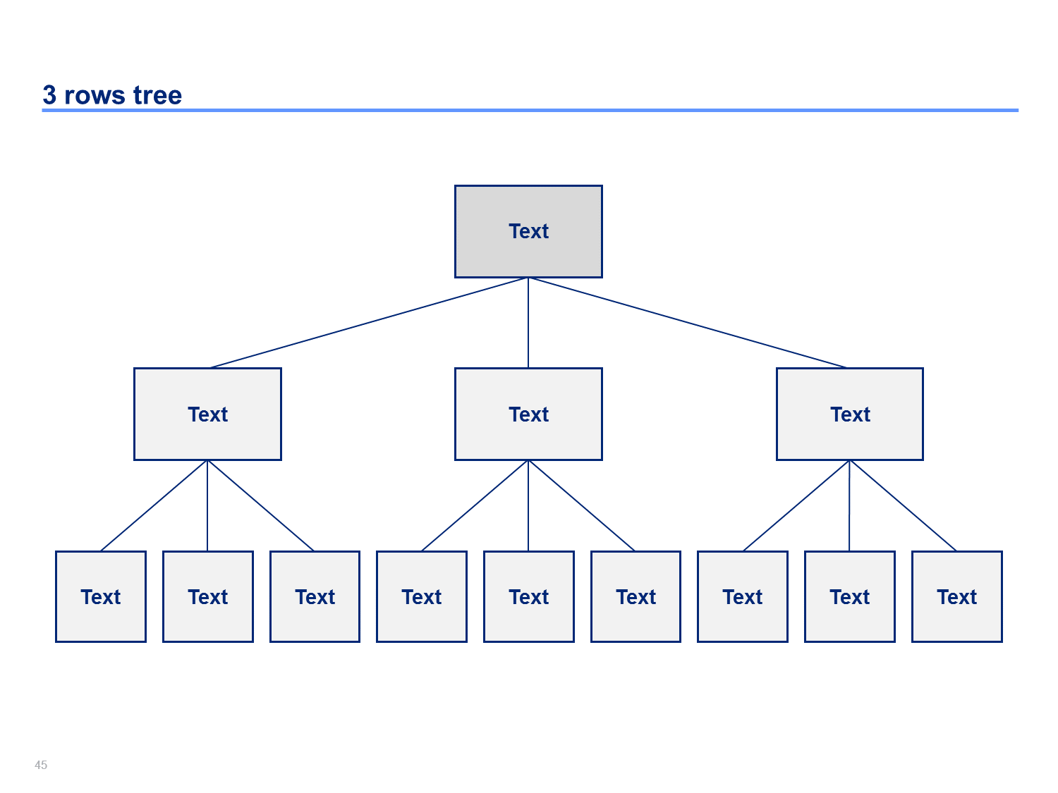 Decision Tree Template For Powerpoint  Powerpoint Decision Tree