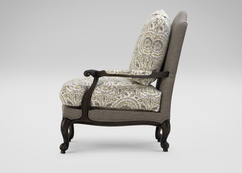 Attirant Ethan Allen Harris Chair