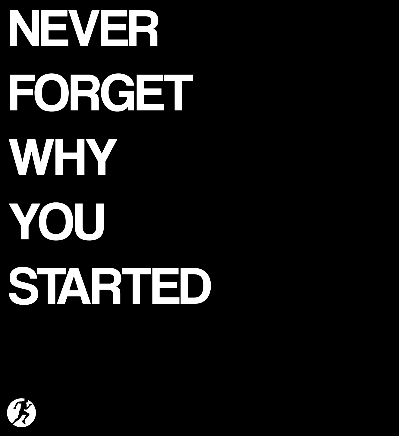 When the road seems long & life gets hard, never forget why you started. Success will arrive soon, just keep competing for it.