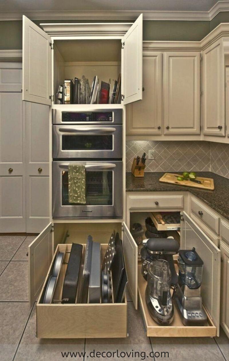Amazing Corner Kitchen Organization Ideas For Your Kitchen Modern Kitchen Kitchen Renovation New Kitchen Cabinets