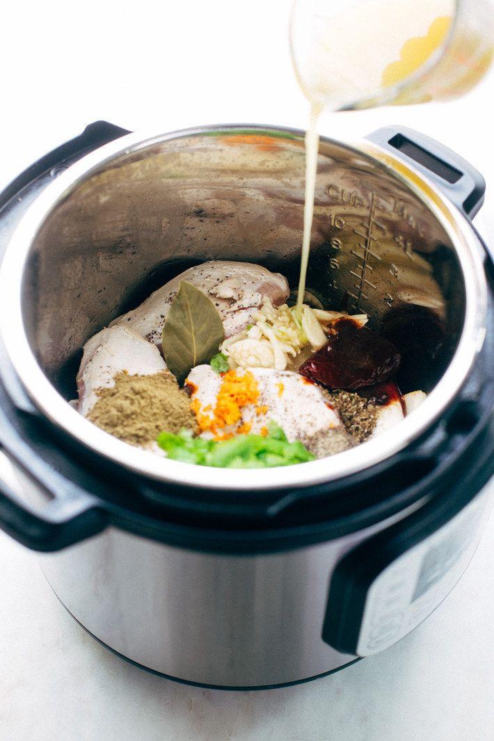 21 Instant Pot Dinner Ideas
