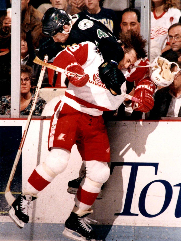 Steve Yzerman, 1992 Steve yzerman, Detroit red wings