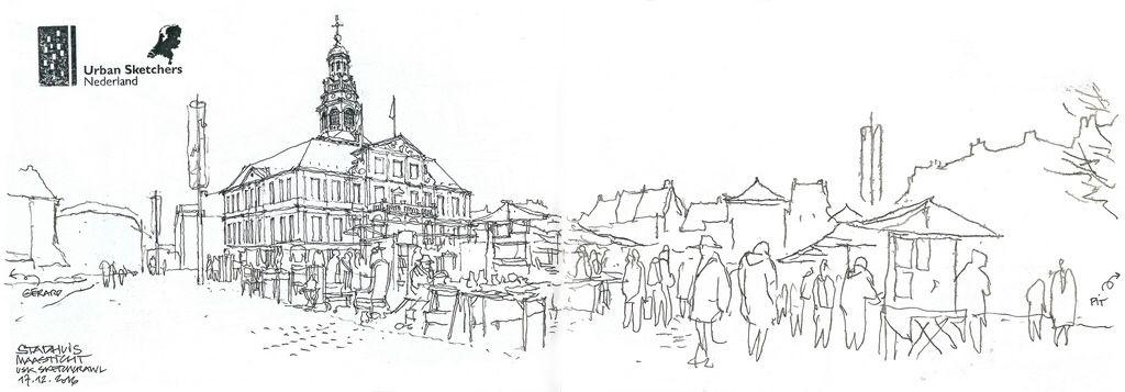sketch_MAASTRICHT_STADHUIS_USK161217_300