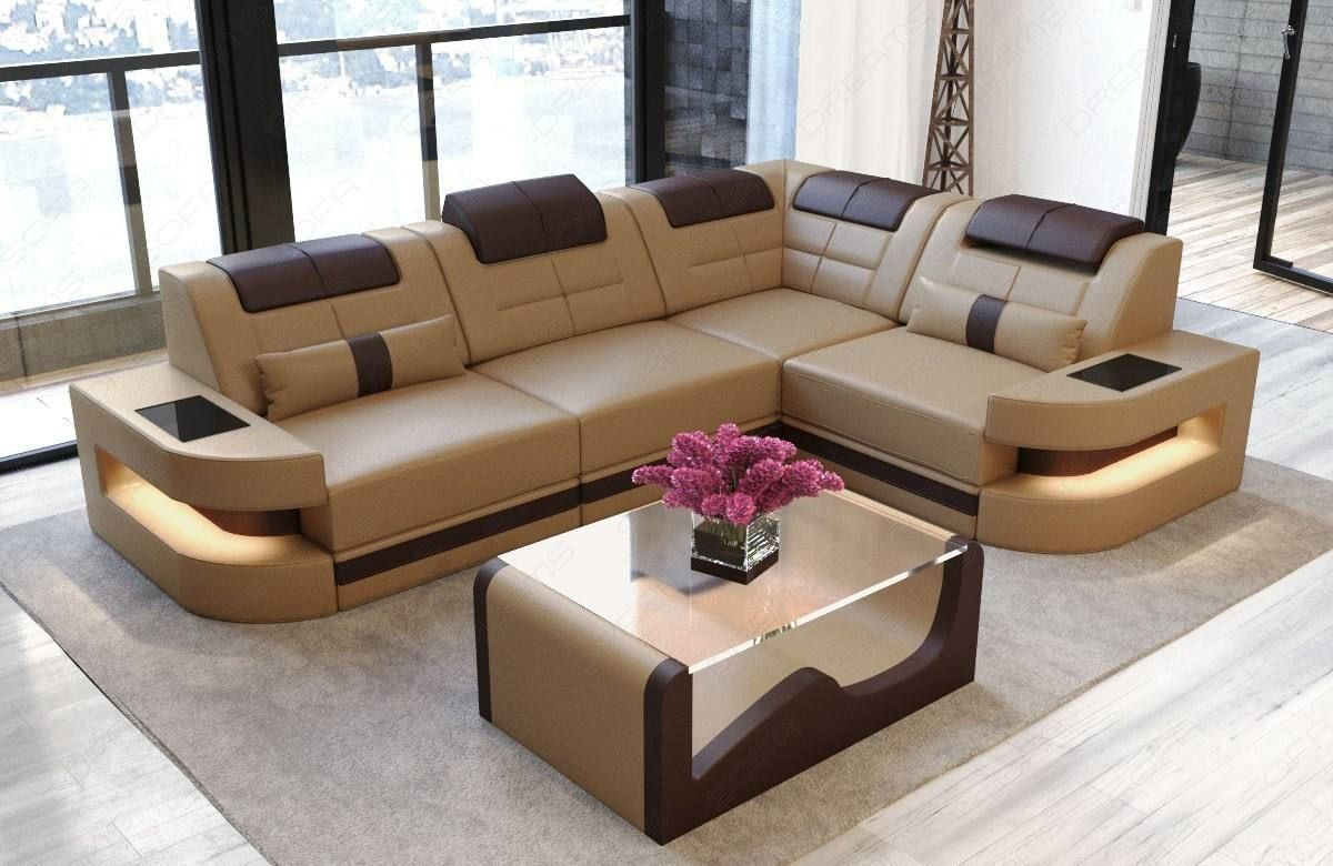 Leather Couch Denver L Shape Leather Sectional Sofas Living