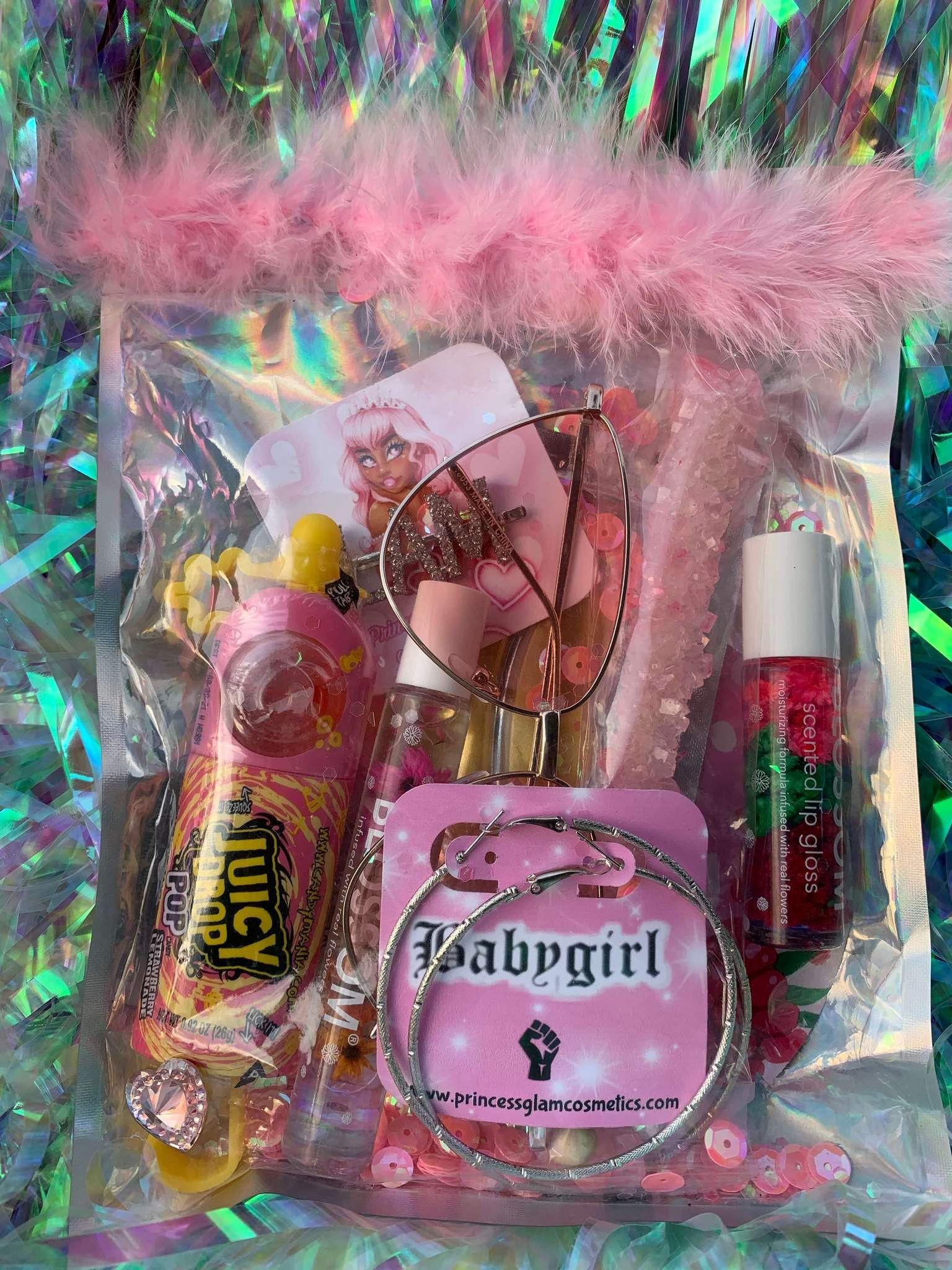 Baby girl glam pack in 2020 lip gloss beauty business