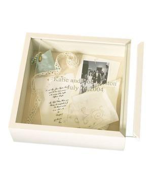 Wedding keepsake box stumped on an appropriate pre wedding present wedding gift ideas 33 presents youll want yourself wedding keepsake box pottery barn solutioingenieria Choice Image