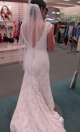 0ab5165db3 ... PreOwned Wedding Gowns For Sale. Davids Bridal Style T9612