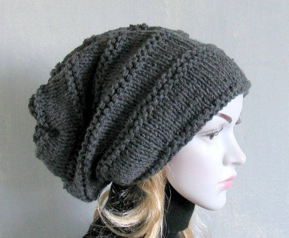 7b304f31c Womens Hat Slouchy Hat Slouchy Women Hat Slouch Beanie Cable Women ...
