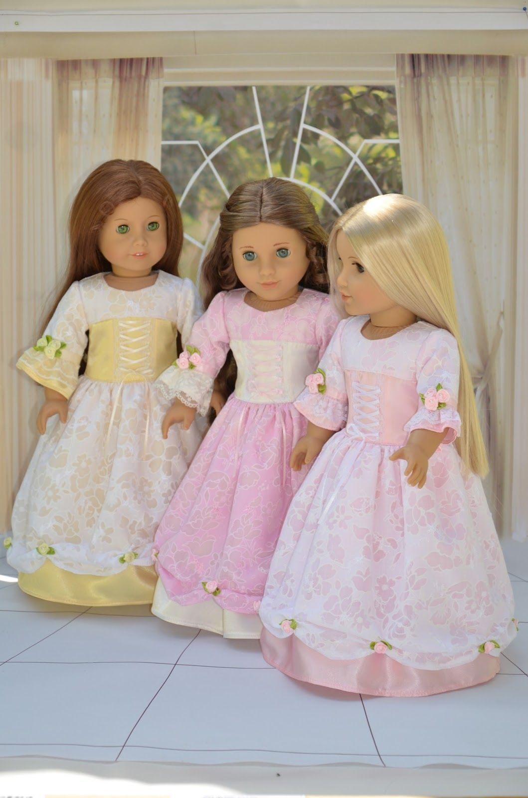 Dolls World: My Girls and Summer . | Doll clothes | Pinterest ...
