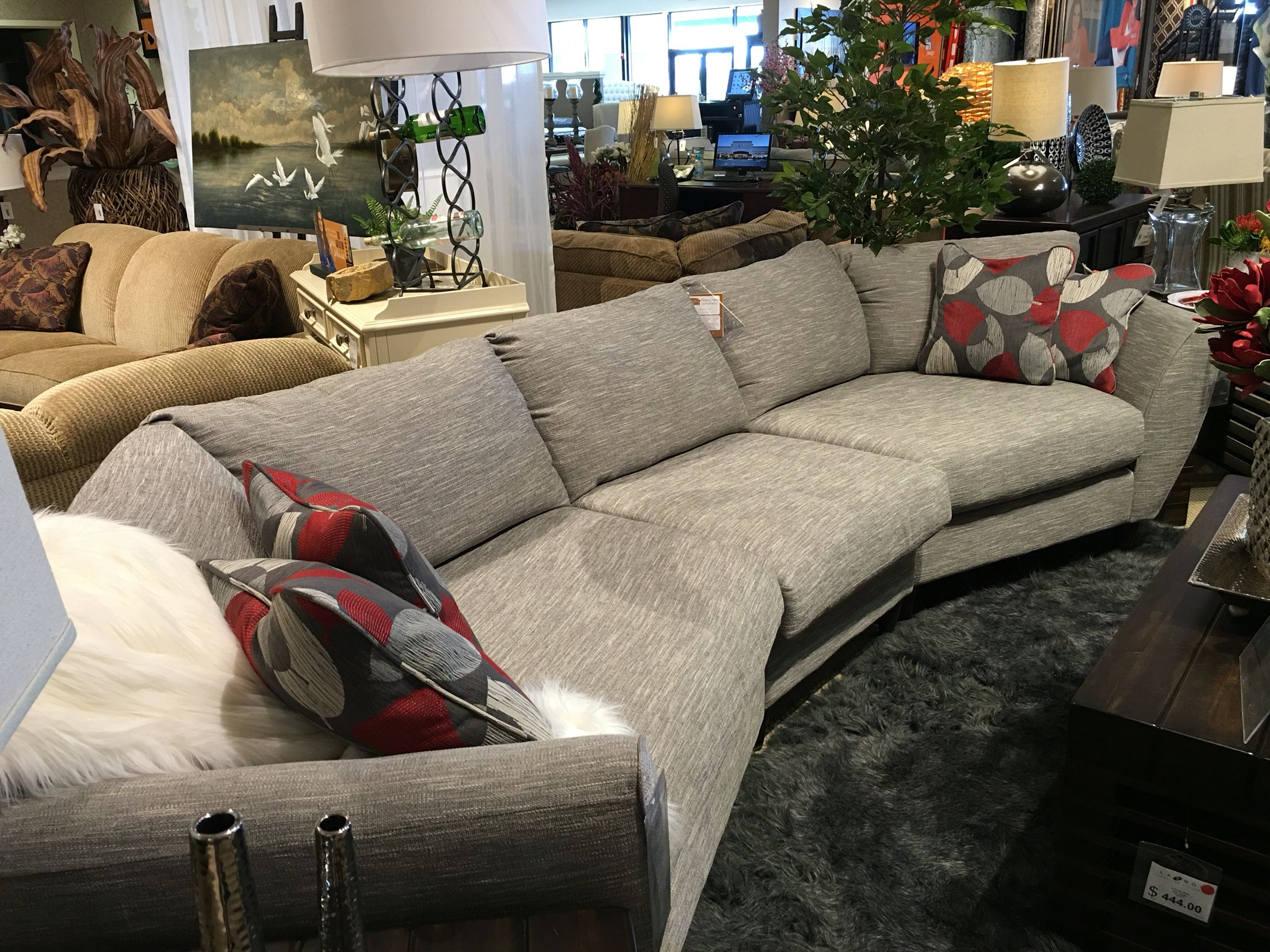 Tribeca Lazboy Couch Lazy Boy Furniture Lazyboy Sectional Home