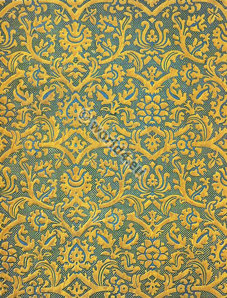 french design fabrics 17th century baroque fabric textil