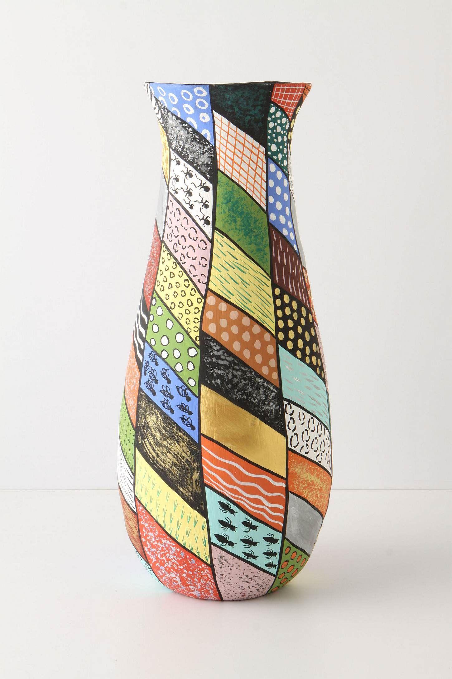 Pepe vase brilliant papier mache vase made in jacmel haiti for pepe vase brilliant papier mache vase made in jacmel haiti reviewsmspy
