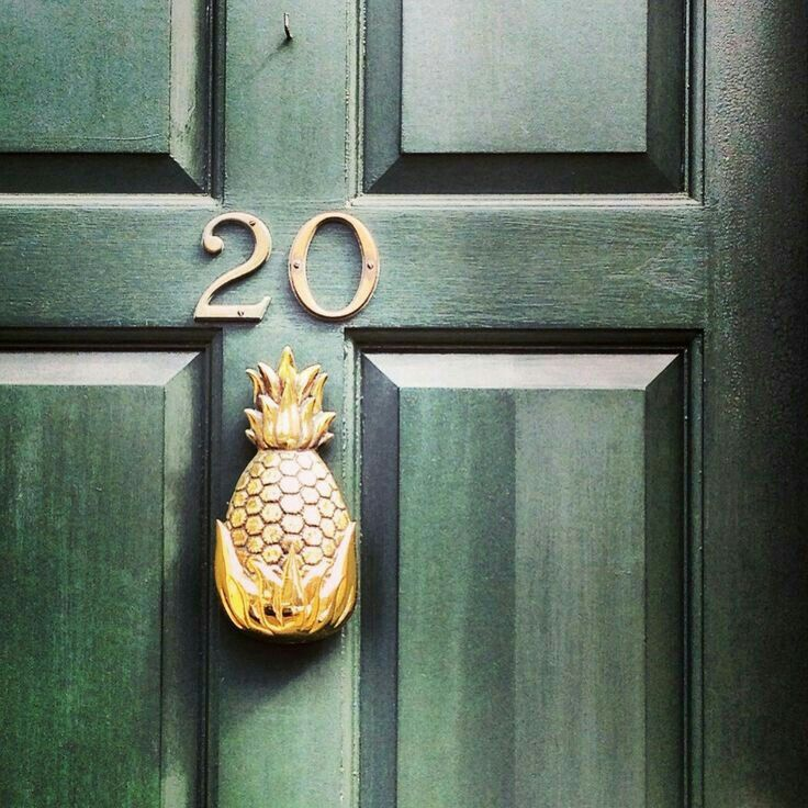 Pineapples Are The International Symbol Of Welcome Welcome Guests