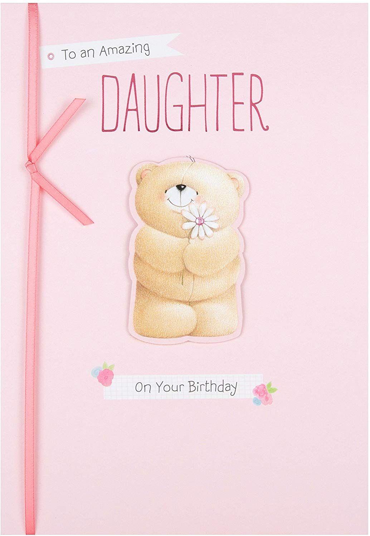 Hallmark forever friends daughter birthday card amazing