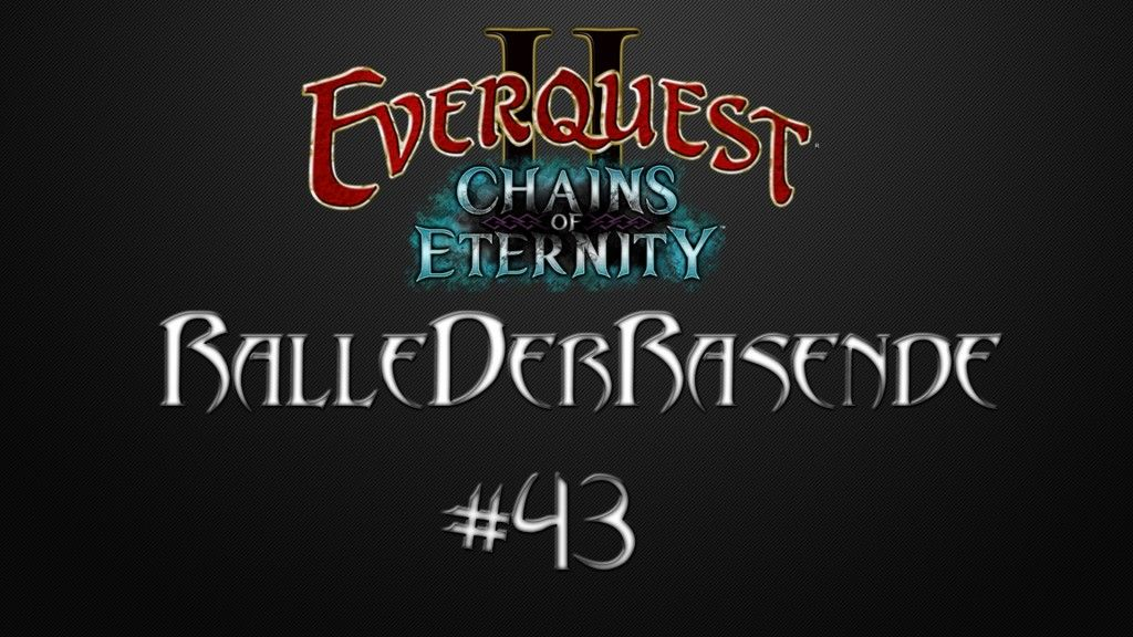 Und unser Dungeon Gang hält an  och menno so lange wollte ich doch wirklich nicht in diesem Dungeon verbringen      Kompletter Post: http://mmorpg.de/letsplays/lets-mmorpg-everquest-2-043-ein-ende-in-sicht/