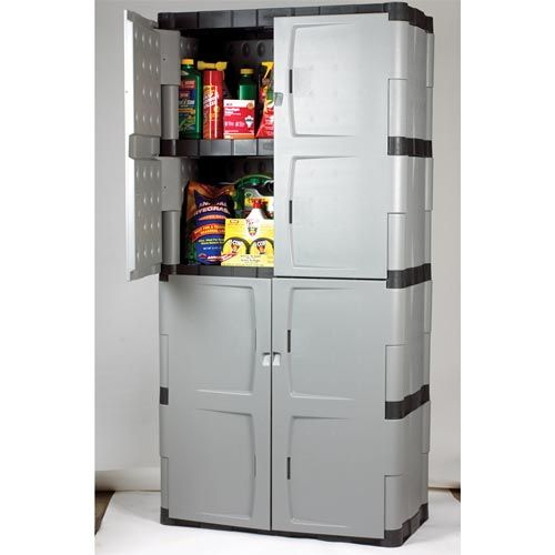 Rubbermaid Storage Cabinets With Doors Storage Cabinet Shelves