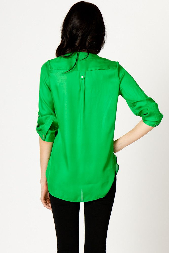 that green!