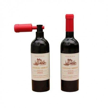 Botellas De Vino Para Regalar En Bautizos.Abrebotellas En Forma De Botella De Vino Detalle Boda