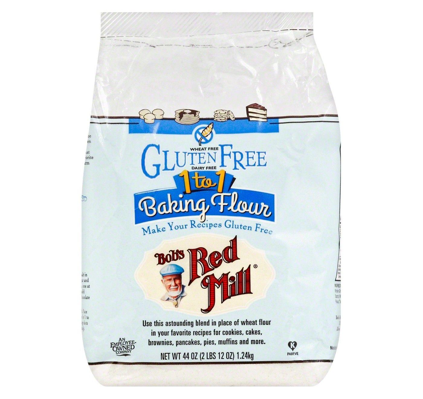 Bobs red mill gluten free all purpose baking flour 44oz