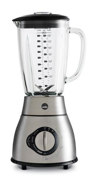 Sammenlign priser på Wilfa BL-1200 Kjøkkenmaskin. Finn beste pris og les anmeldelser - vi hjelper deg å velge rett.
