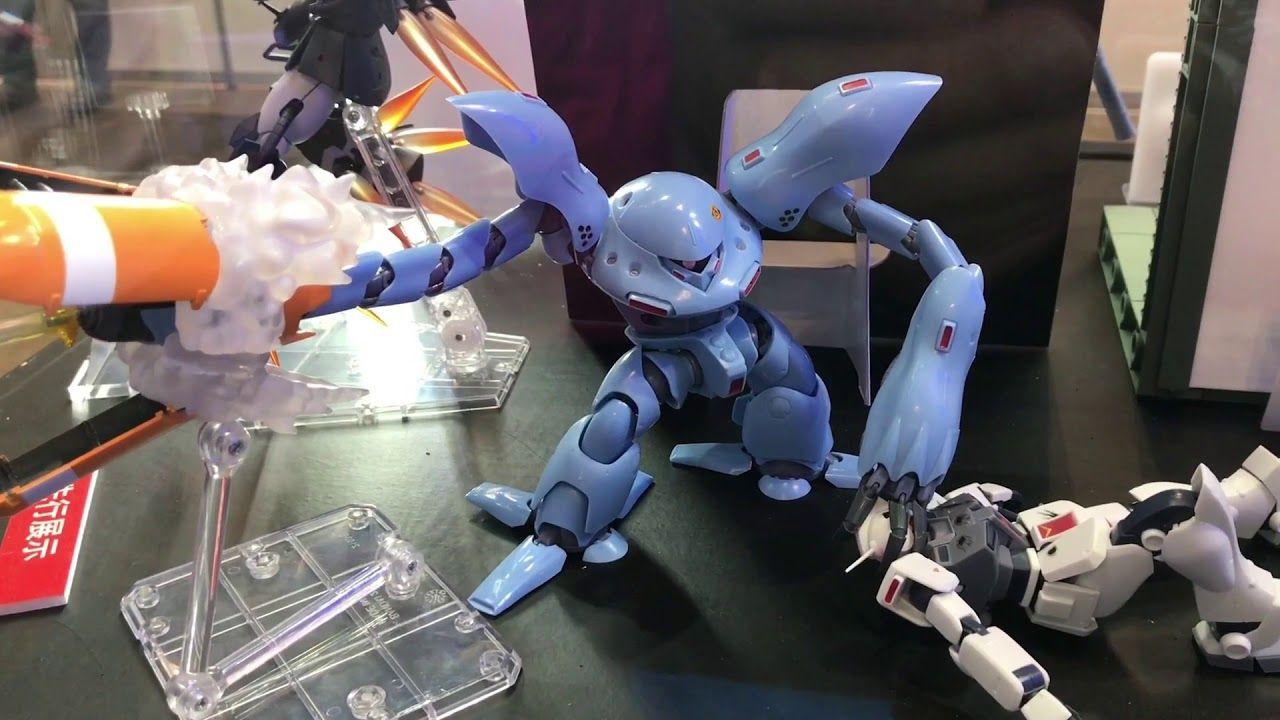 ROBOT SPIRITS SIDE MS Gundam 0080 MSM-03C HY-GOGG Ver A.N.I.M.E Figure BANDAI