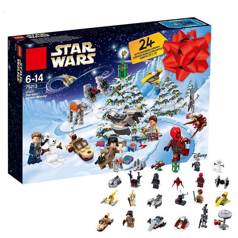 LEGO 75213 Star Wars Advent Calendar 2018 New Sealed Christmas