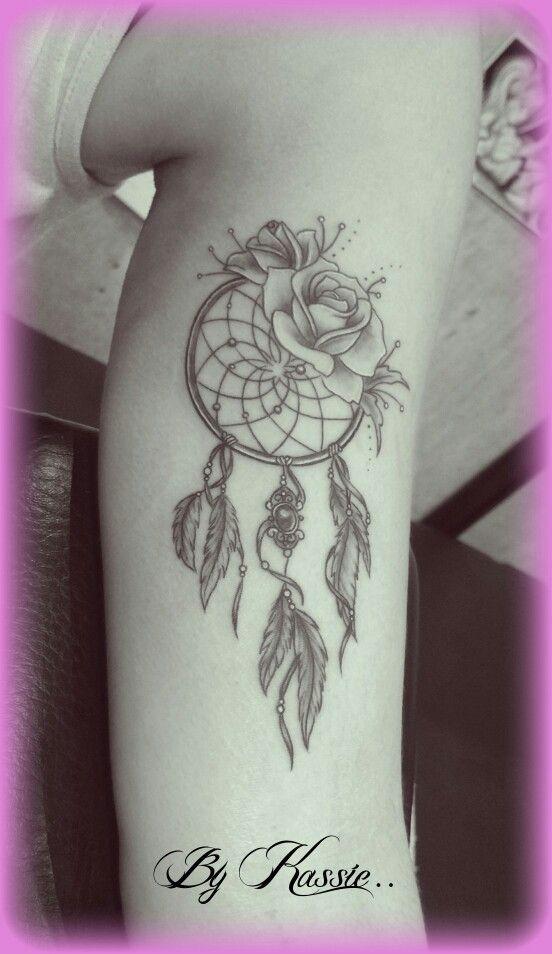 attrape r ve tatoo tatouage dreamcatcher tatouage. Black Bedroom Furniture Sets. Home Design Ideas