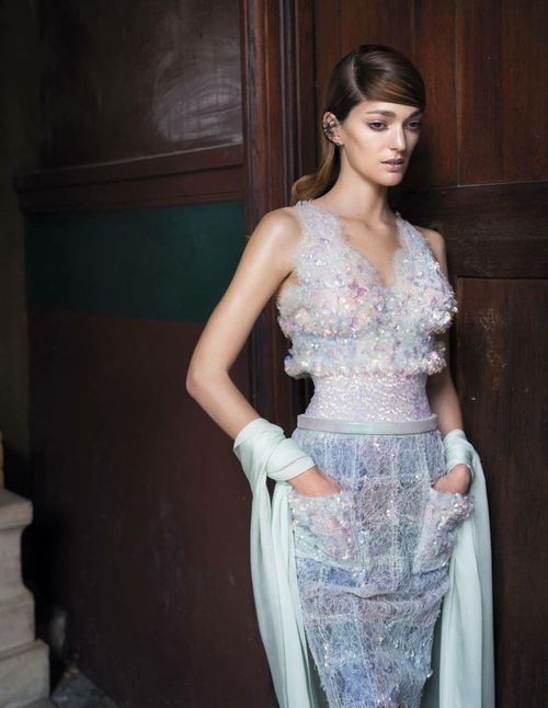 Town & Country Magazine chanel