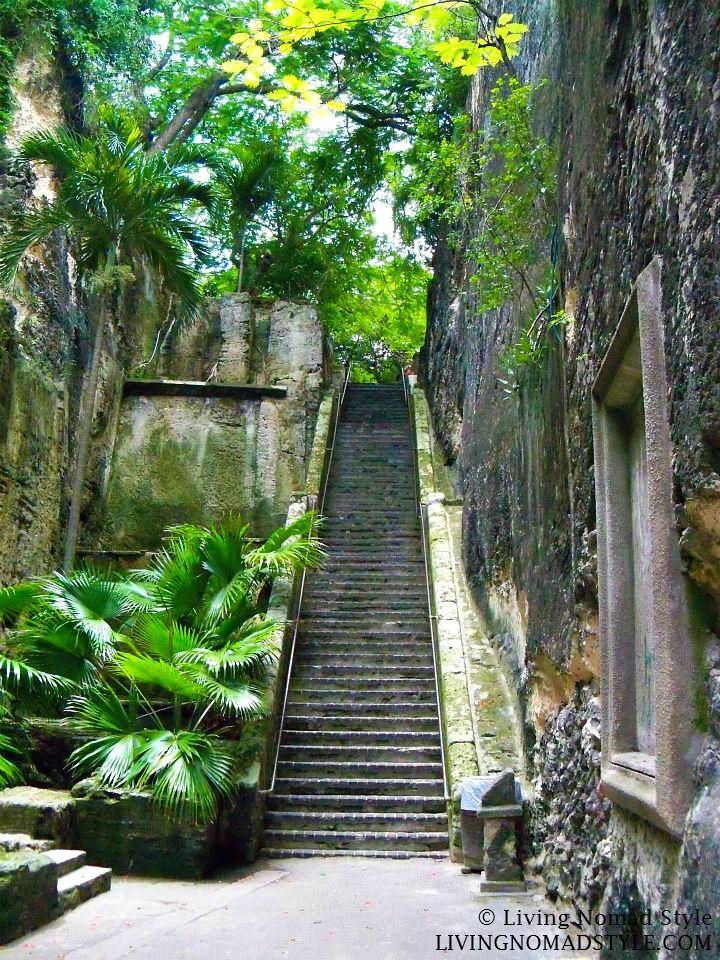 Queens Staircase Nassau Bahamas Bahamas Honeymoon Bahamas