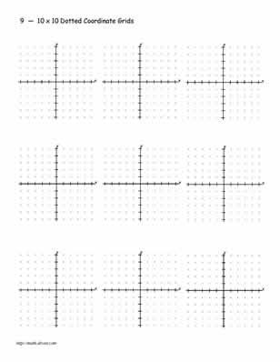 Practice Your Graphing With These Printables Coordinate Grid