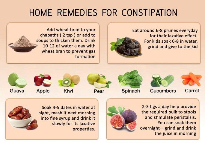 Natural Ways To Get Rid Of Constipation In Toddlers