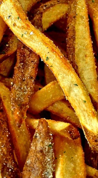Sour Cream Onion French Fries Just Like The Chips Wildflour S Cottage Kitchen Recipe Sour Cream And Onion Seasoned Sour Cream Creamed Onions
