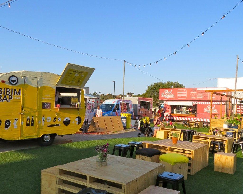 Find Food Trucks Melbourne